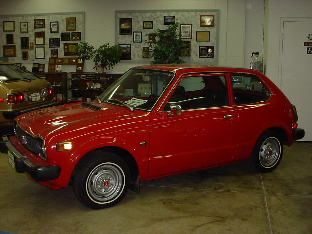 Zimmerman honda 1978 honda civic for 1978 honda civic